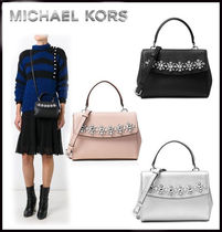 MICHAEL KORS ★ AVA Jewel Clystal XS Crossbody 国内即発!!