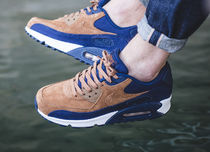 NIKE Air Max 90 ( Ale Brown / Midnight Navy )