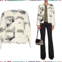 ★SALE!! 在庫限り★Cindy spotted faux-shearling jacket