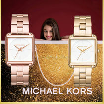 【2017新作】MICHAEL KORS Lake Watch 選べる2色