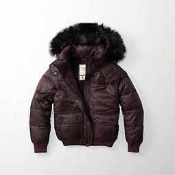 Abercrombie & Fitch ダウンジャケット・コート 新作★Abercrombie&Fitch Puffer Jacket★即発可能(8)