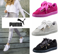 PUMA/SUEDE HEART SATIN/サテンリボン