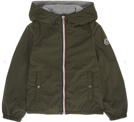 MONCLER アウター 大人もOK MONCLER ライトジャケットNEW URVILLE 4-12Y 関税込(2)