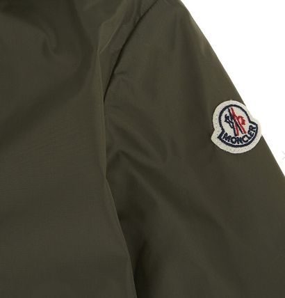 MONCLER アウター 大人もOK MONCLER ライトジャケットNEW URVILLE 4-12Y 関税込(4)