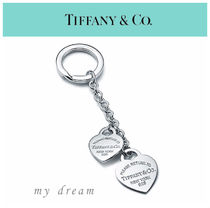【Tiffany & Co】Return to Tiffany Two Heart Tag Key