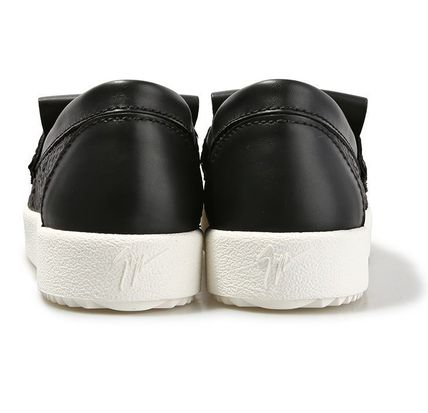 GIUSEPPE ZANOTTI スリッポン 【関税負担】 GIUSEPPE ZANOTTI MAY LONDON SLIP-ON(3)