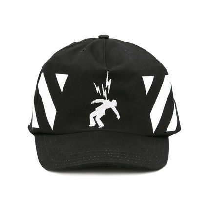 2fd43dae6eb Off-White キャップ 当日 SS17 OFF WHITEオフホワイトDIAGONALS ELECTRICITY CAP ...