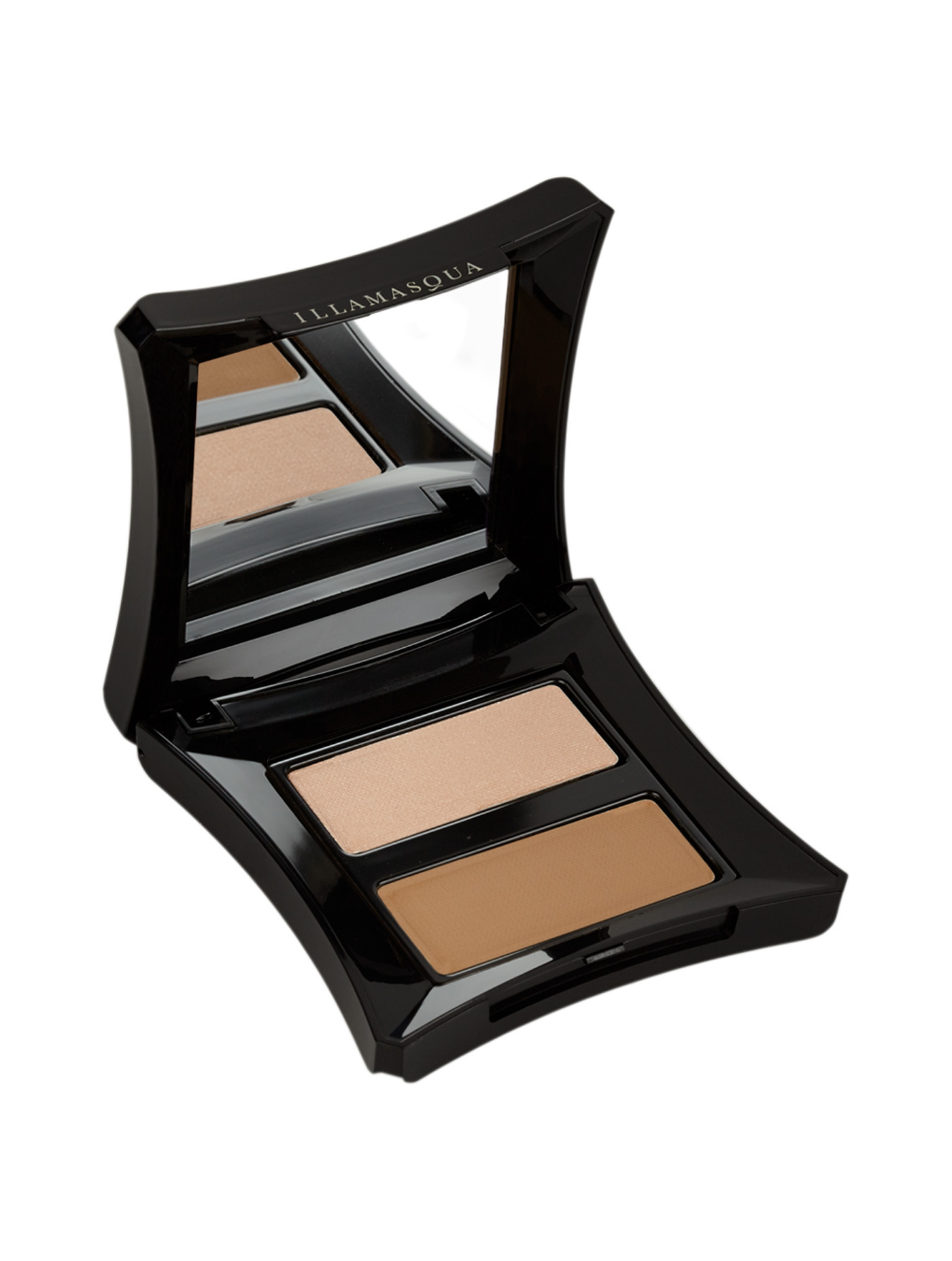 UK発 ILLAMASQUA Face Highlighter Scuplting Powder Duo