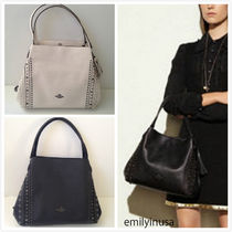 早い者勝ち!COACH★Bandana Rivets Edie Shoulder Bag 31*55544