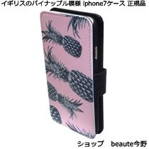 pineapple iphone 7 card case 即納 正規品