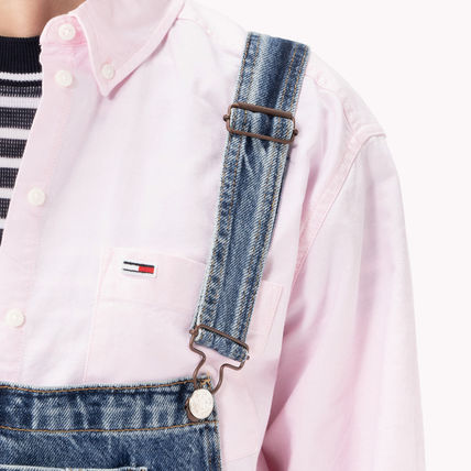 Tommy Hilfiger デニム・ジーパン 【入手困難!】日本完売 Tommy Jeans 90S Dungaree Overall(7)