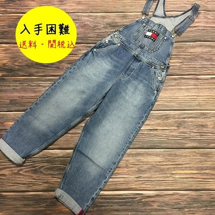 Tommy Hilfiger デニム・ジーパン 【入手困難!】日本完売 Tommy Jeans 90S Dungaree Overall