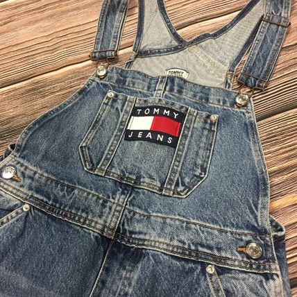 Tommy Hilfiger デニム・ジーパン 【入手困難!】日本完売 Tommy Jeans 90S Dungaree Overall(2)