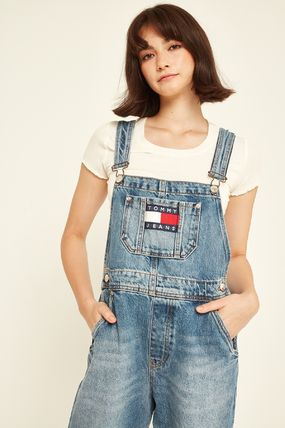 Tommy Hilfiger デニム・ジーパン 【入手困難!】日本完売 Tommy Jeans 90S Dungaree Overall(3)