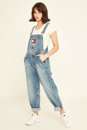 Tommy Hilfiger デニム・ジーパン 【入手困難!】日本完売 Tommy Jeans 90S Dungaree Overall(4)