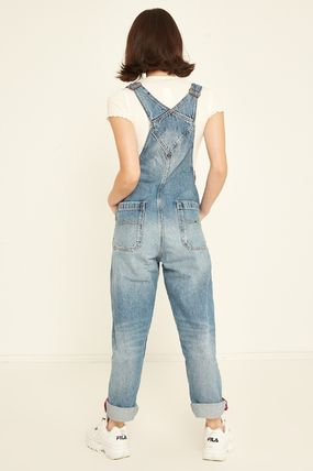 Tommy Hilfiger デニム・ジーパン 【入手困難!】日本完売 Tommy Jeans 90S Dungaree Overall(5)