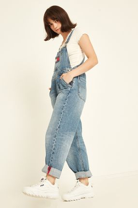 Tommy Hilfiger デニム・ジーパン 【入手困難!】日本完売 Tommy Jeans 90S Dungaree Overall(6)