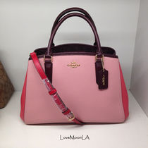 【COACH】新作☆SMALL MARGOT CARRYALL 2way F57497☆Strawberry