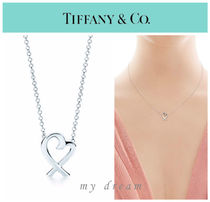 【Tiffany & Co】Paloma Picasso LOVE HEART PENDANT mini