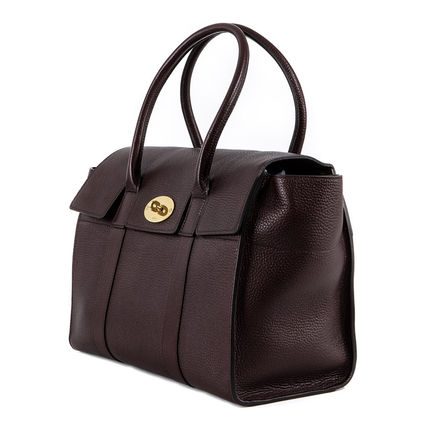 Mulberry トートバッグ 【関税負担】 Mulberry マルベリー BAYSWATER トートバッグ☆(2)