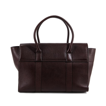 Mulberry トートバッグ 【関税負担】 Mulberry マルベリー BAYSWATER トートバッグ☆(3)