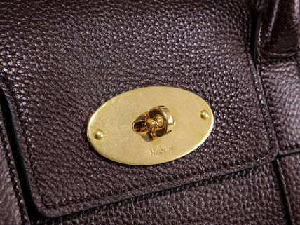 Mulberry トートバッグ 【関税負担】 Mulberry マルベリー BAYSWATER トートバッグ☆(5)