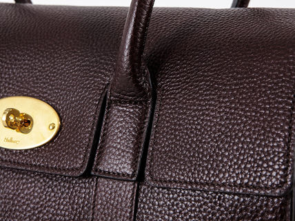 Mulberry トートバッグ 【関税負担】 Mulberry マルベリー BAYSWATER トートバッグ☆(6)