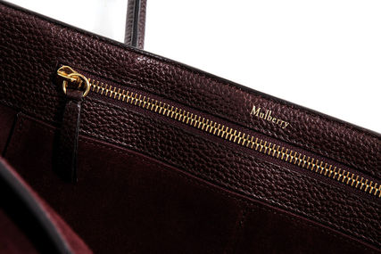 Mulberry トートバッグ 【関税負担】 Mulberry マルベリー BAYSWATER トートバッグ☆(8)