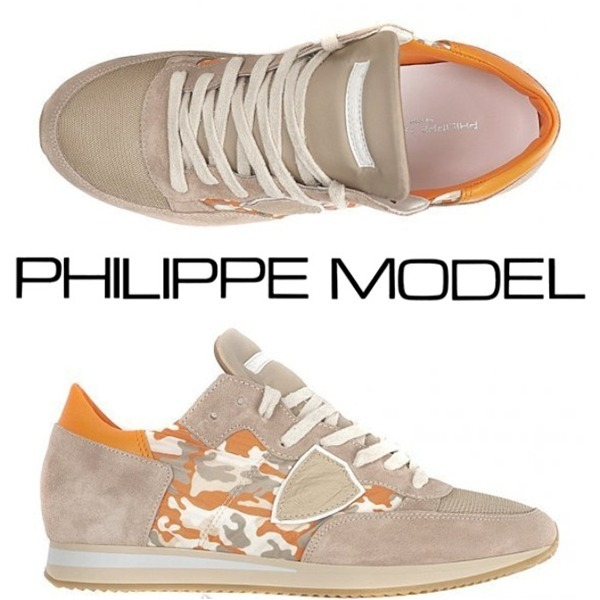 『PHILIPPE MODEL PARIS 正規品』17SS TRLU CY04