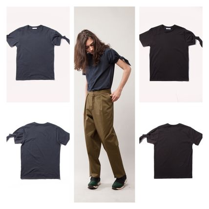 Topics boiling 2017 SS J.W.ANDERSON Single Knot T-Shirt