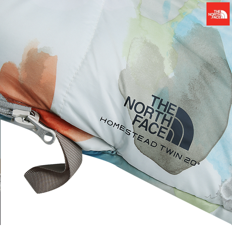 【新作】THE NORTH FACE ★ HOMESTEAD TWIN 20/-7 大人気 寝袋