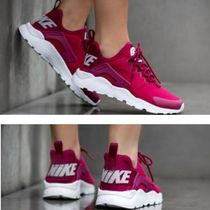 NIKE WMNS AIR HUARACHE RUN ULTRA NOBLE RED/WHITE 819151-601