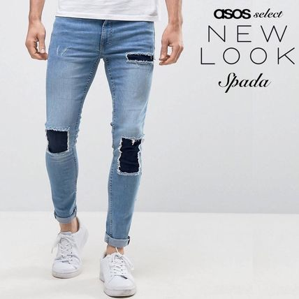 SALE New Look damaged Super skinny jeans /