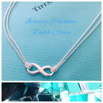 【Tiffany & Co】Infinity Pendant in Sterling Silver