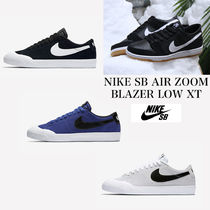 最新☆超人気☆NIKE SB AIR ZOOM BLAZER LOW XT☆選べる3色☆