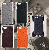 THE CASE FACTORY★iPhone7 クールな OSTRICH