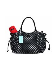 Kate Spade★Stevie Diaper Bag Polka Dot★マザースバッグ