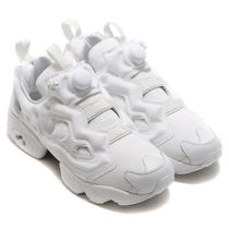 レディース★Reebok x Empty Canvas INSTA PUMP FURY OG 白 蛍光