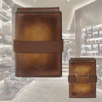 送料関税込!Berluti PAO  BUSINESS CARD HOLDERS Tabacco bis