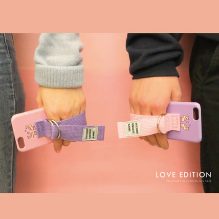 SECOND UNIQUE NAME iPhone・スマホケース 【NEW】「SECOND UNIQUE NAME」 2017 LOVE EDITION 正規品(2)