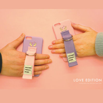 SECOND UNIQUE NAME iPhone・スマホケース 【NEW】「SECOND UNIQUE NAME」 2017 LOVE EDITION 正規品(3)