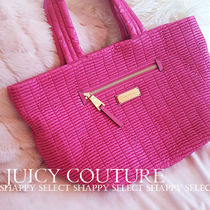 JUICY COUTURE可愛いピンク トートバッグ☆マザーズバッグにも♪