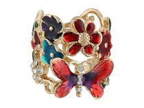 ★Guess ゲス★Butterfly Flower Ring リング  関税込★