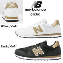 新作!! 全2色!! NewBalance GW500 White Gold / Black Gold