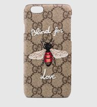 Gucci   iPhone 6 モバイルBlind for love モバイルケース