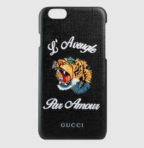 Gucci   iPhone 6 L'Aveugle Par Amour モバイルケース