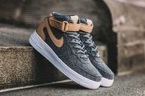 ★WMNS★[NIKE]AIR FORCE 1 '07 MID LEATHER PREMIUM【送料込】