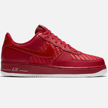 SS17 NIKE AIR FORCE 1 LV8 MEN'S RED 24-33cm 送料無料
