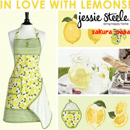 fresh popular Jessie Steele apron lemon