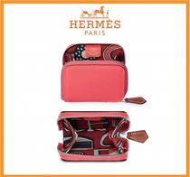 【2017SS 追跡あり】HERMES Silk'In 可愛いコインケース♪